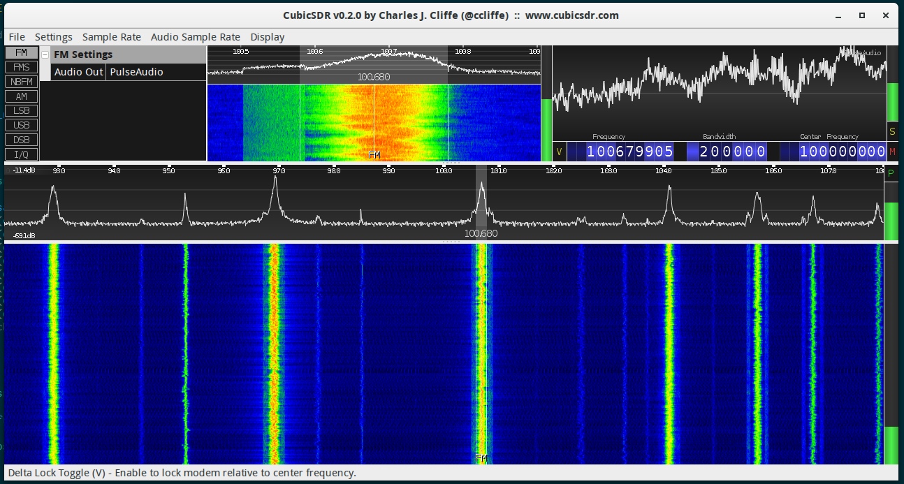 FreeSRP support in CubicSDR